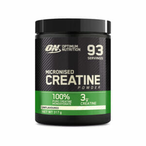 Micronised Creatine Powder 317g Optimum Nutrition