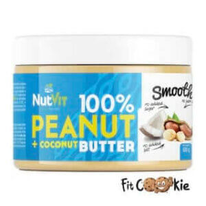 100%-peanut-coconut-butter-ostrovit-fit-cookie
