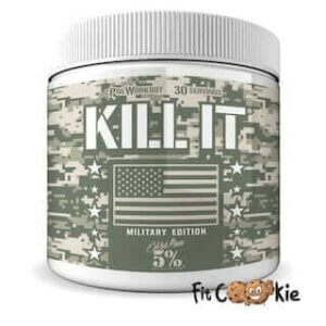 rich-piana-kill-it-pre-workout-limited-edition-military-5%-nutrition-fit-cookie