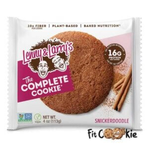 the-complete-cookie-snickerdoodle-lenny-and-larrys