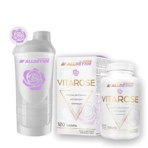 Alldeynn Vitarose Free Shaker