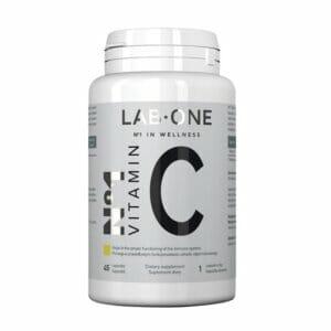 Lab One Vitamin C 45 Capsules.jpg