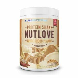 Allnutrition Nutlove Protein Shake 630g White Choco Peanut.jpg