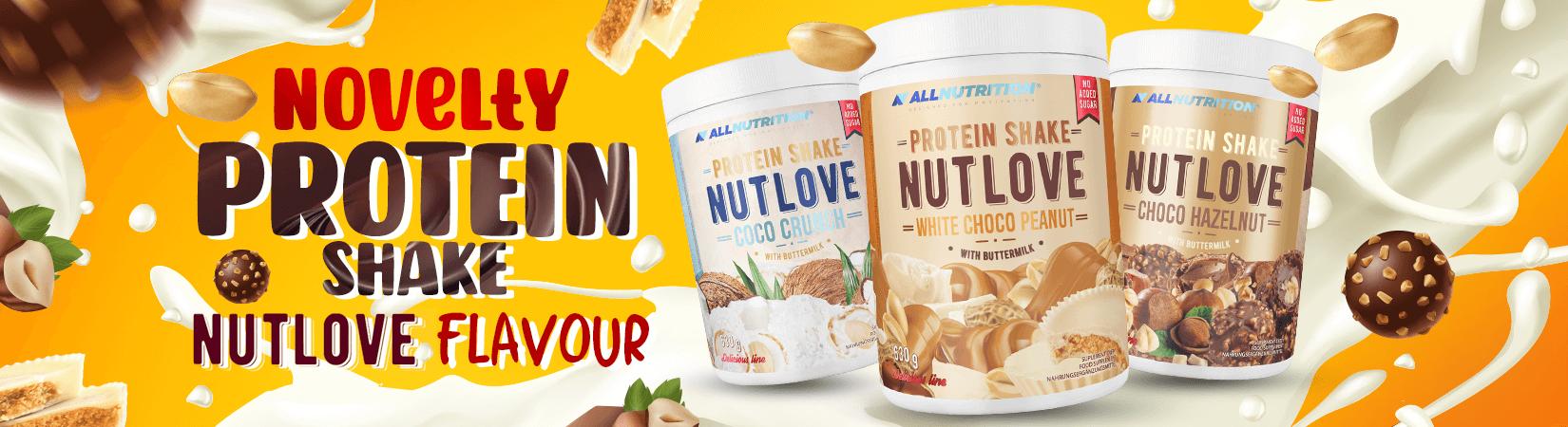 Allnutrition Nutlove Protein Shake Uk