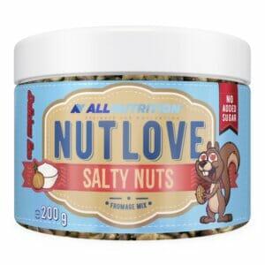 Allnutrition Nutlove Salty Nuts 200g Fromage Mix.jpg
