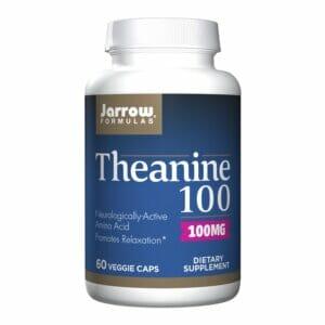 Theanine 100 100 Mg Jarrow Formulas.jpg