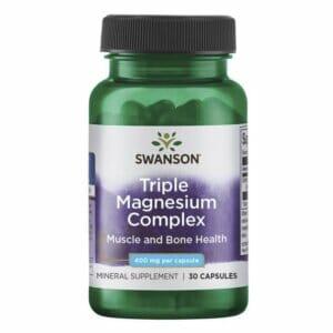 Triple Magnesium Complex 400 Mg 30 Capsules Swanson.jpg