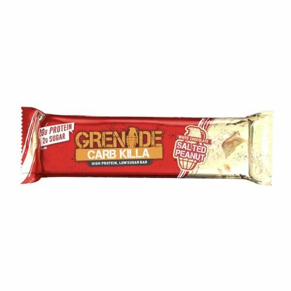 Grenade Carb Killa Bar White Chocolate Salted Peanut.jpg