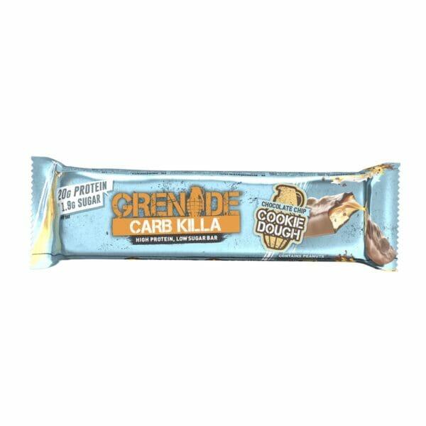 Grenade Carb Killa Protein Bar Chocolate Chip Cookie Dough.jpg